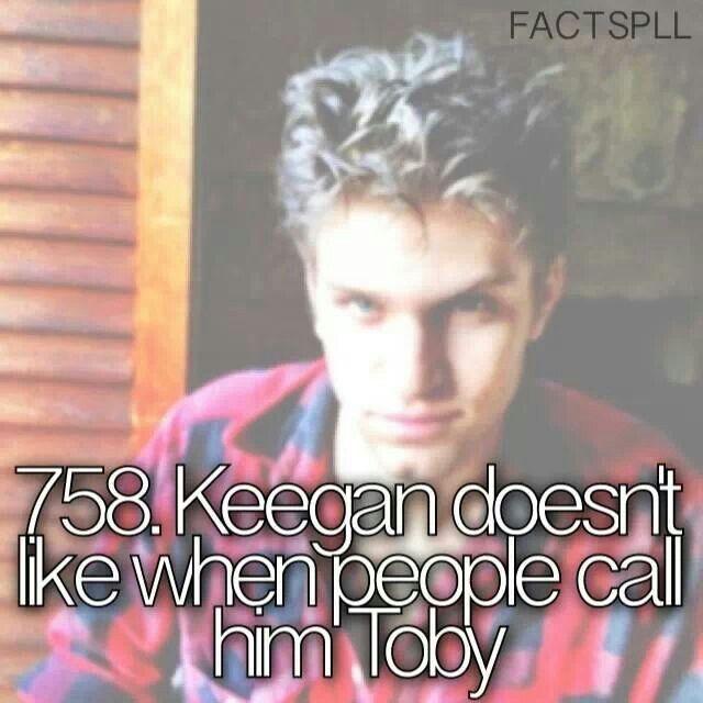Calm And Keep Love Keegan