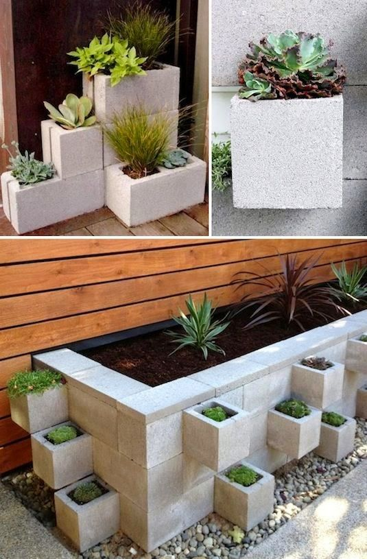 Garden Planter Ideas