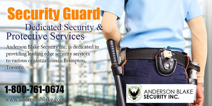 Personal Security Toronto