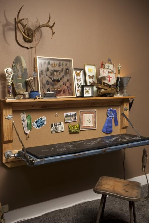 Upcycled Furniture Designs Rustic Vanity Boy Scouts And