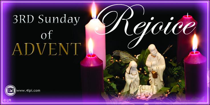 Advent Day Wreath Third