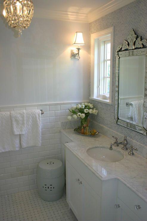 Bathroom Mirror Set