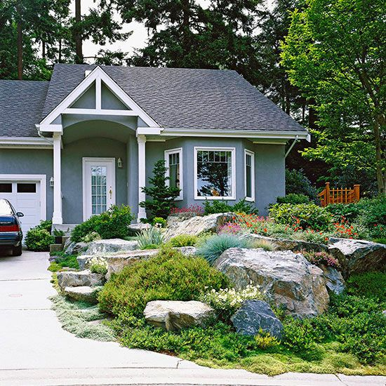 Better Homes And Gardens Front Yard Landscape Ideas