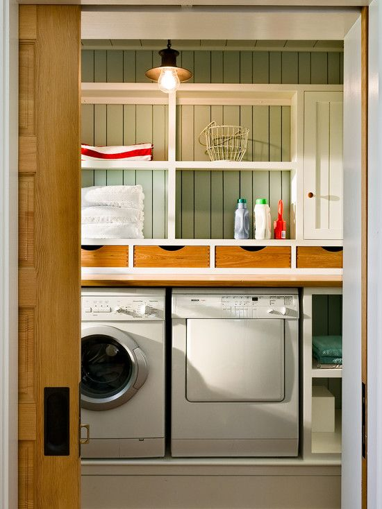 Plans Small Bathroom Laundry Room