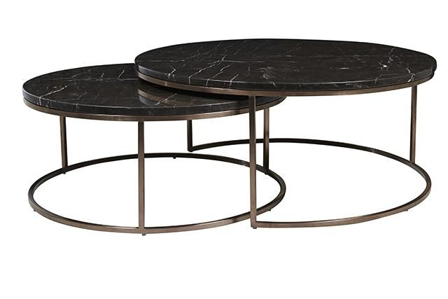 Coffee Table Nested Stools