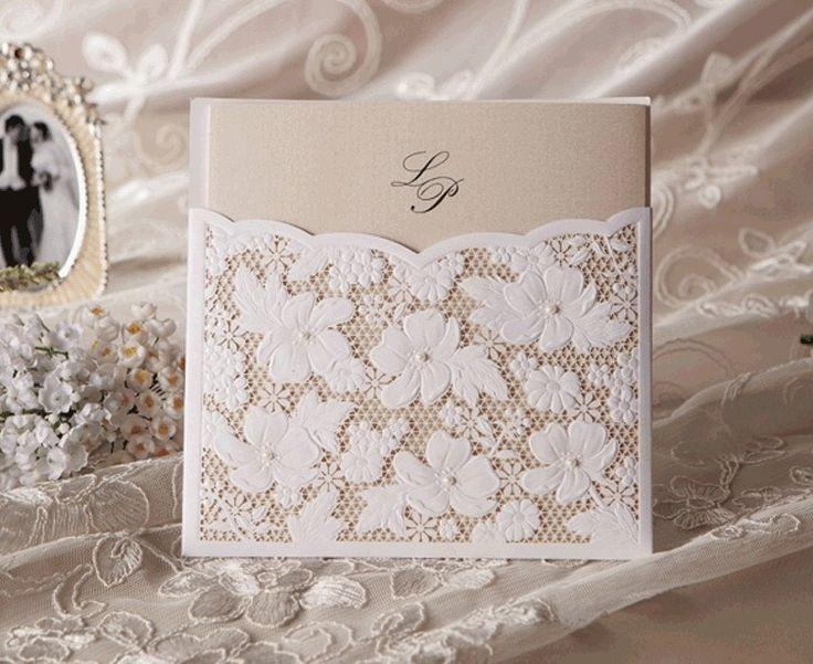 Clearance Wedding Invitations