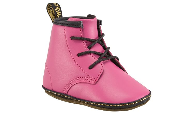 Dr Martens Boots Pink Baby Toddler