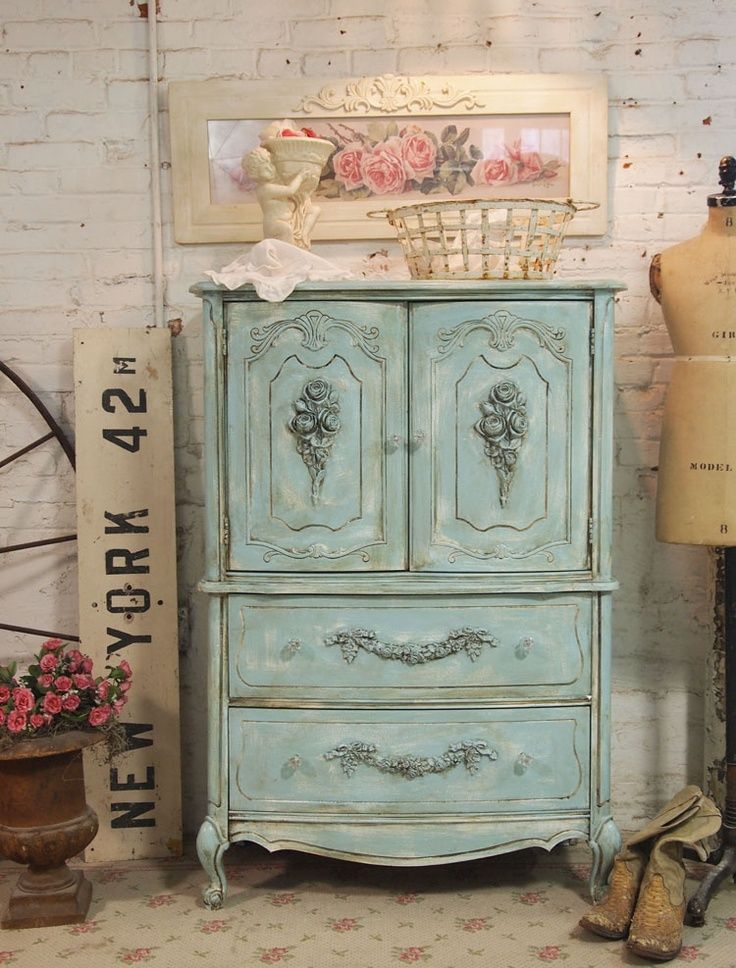 Shabby Chic Antique Furniture