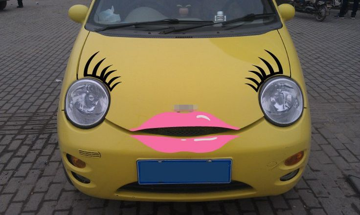 17 Best images about Car Eyelashes on Pinterest | Canada ...