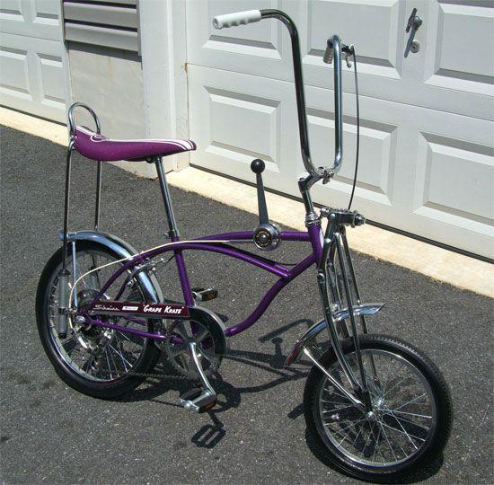 Parts Bike Stingray Chopper Seat Schwinn