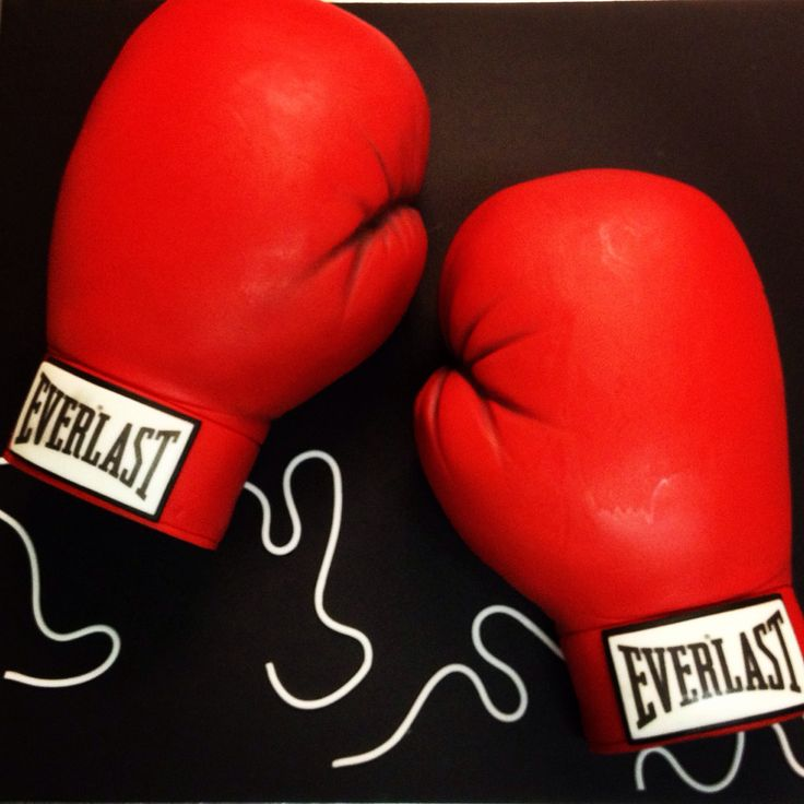 Boxing Gloves For A Grooms Cake Rachel Gladis Cakes Www
