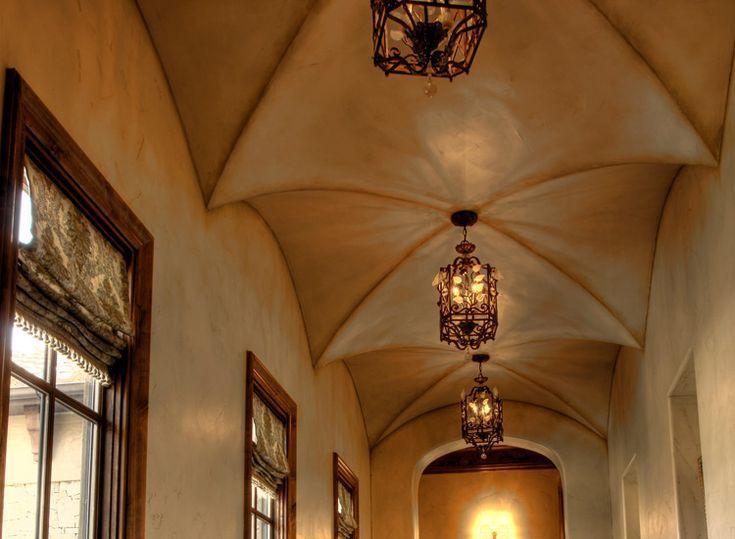 Groin Vault Ceiling Ideas