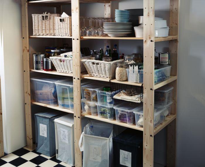 Ikea Kitchen Unit Shelves