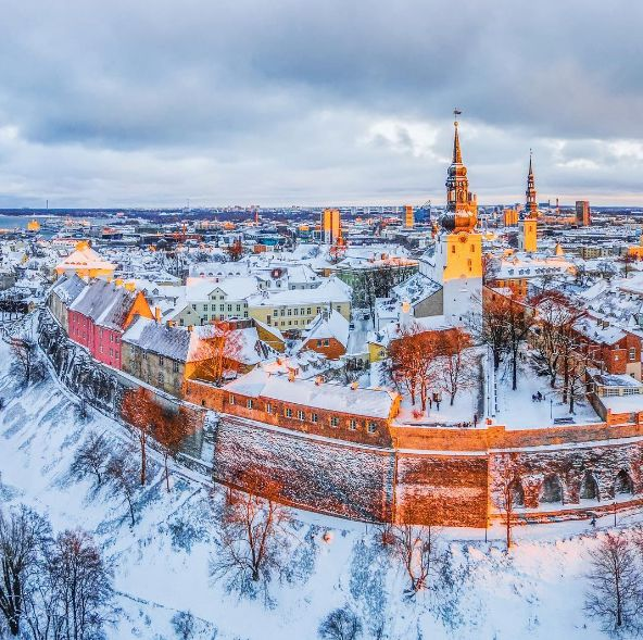 Places Visit Europe Winter