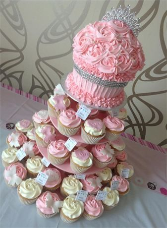 25 Best Ideas About Giant Cupcakes On Pinterest Giant