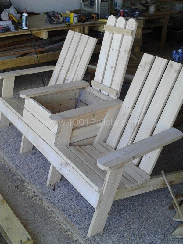 Jack And Jill Chair