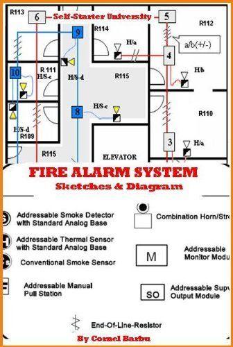 Flow Alarm Fire Diagram