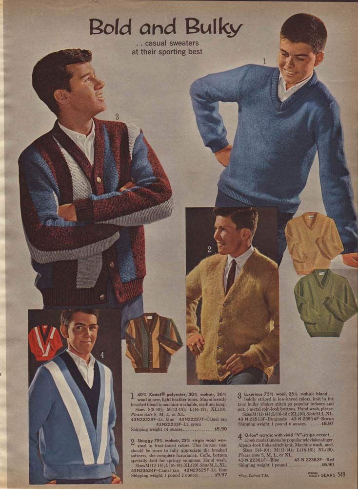 1960 Did They What Wear