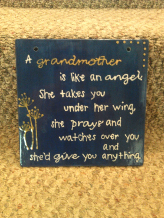 Thank You Grandmas Quotes