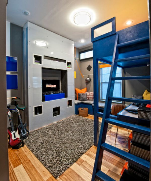 12 Best Images About Boys New Bedroom On Pinterest Loft