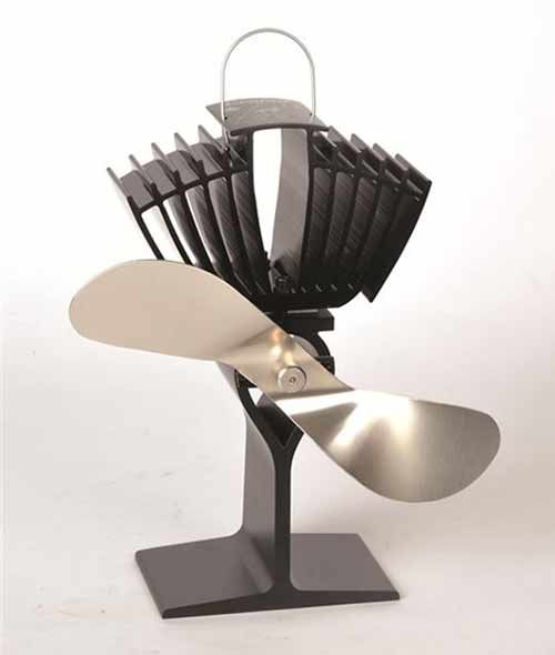 Self Powered Thermoelectric Fan