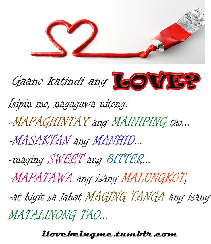 Quotes About Tagalog Relationships Hugot And Love