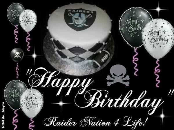 Happy Oakland Birthday Memes Raiders