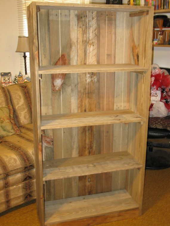Long 2 Shelf Bookcase