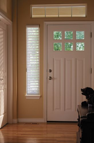 Nantucket Shades By Hunter Douglas Look Great On The