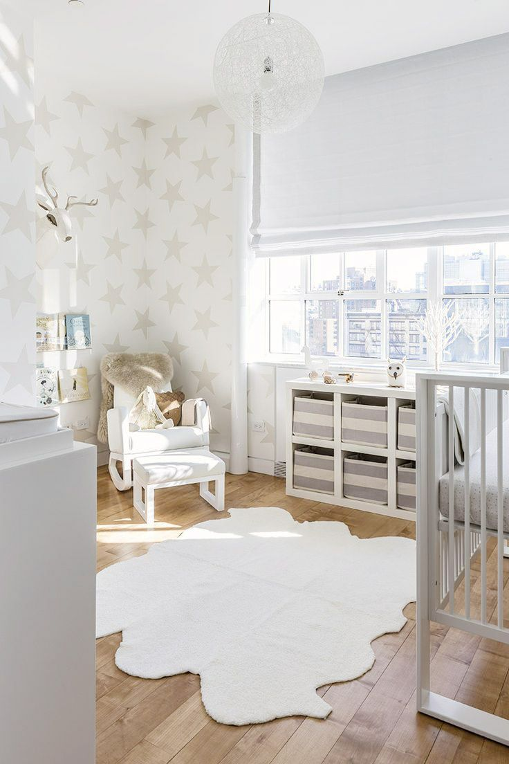 Neutral Sophisticated Nursery