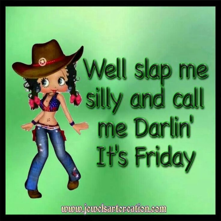 Boop Morning Friday Good Betty