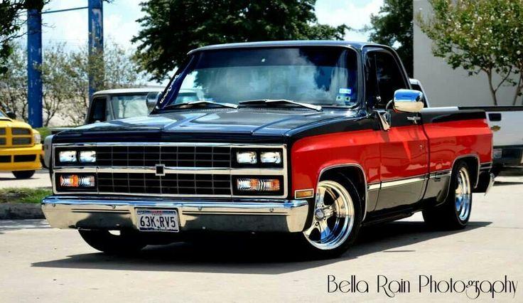 Truck 72 Chevy 67 Satin