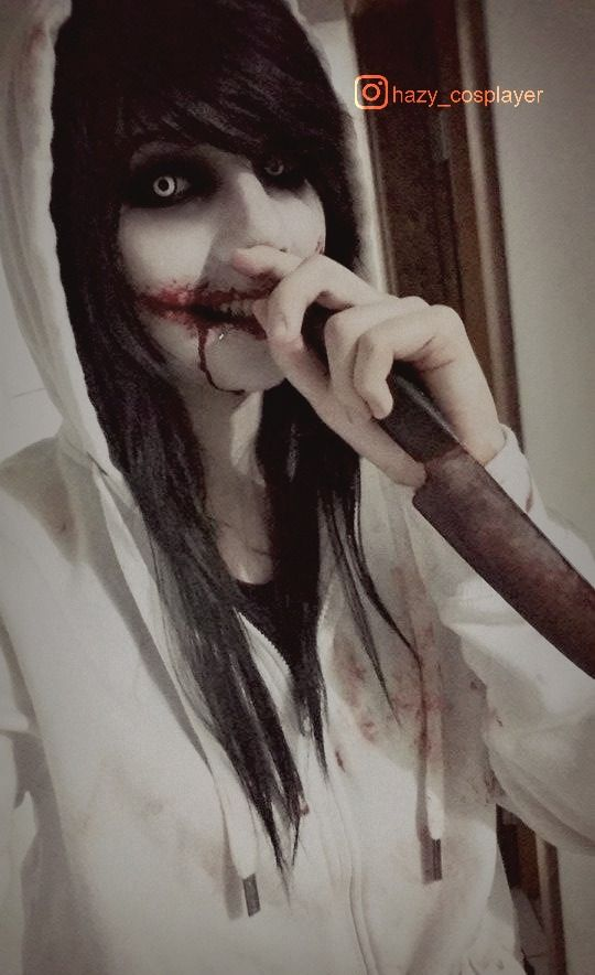 Real Costume Jeff Killer