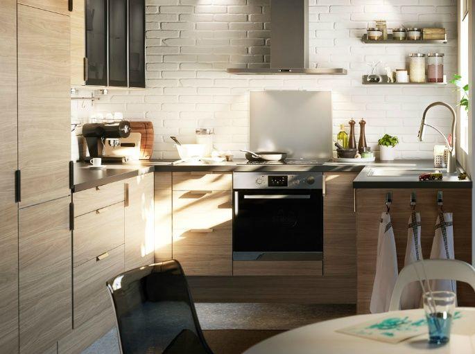 Very Small Kitchen Layout