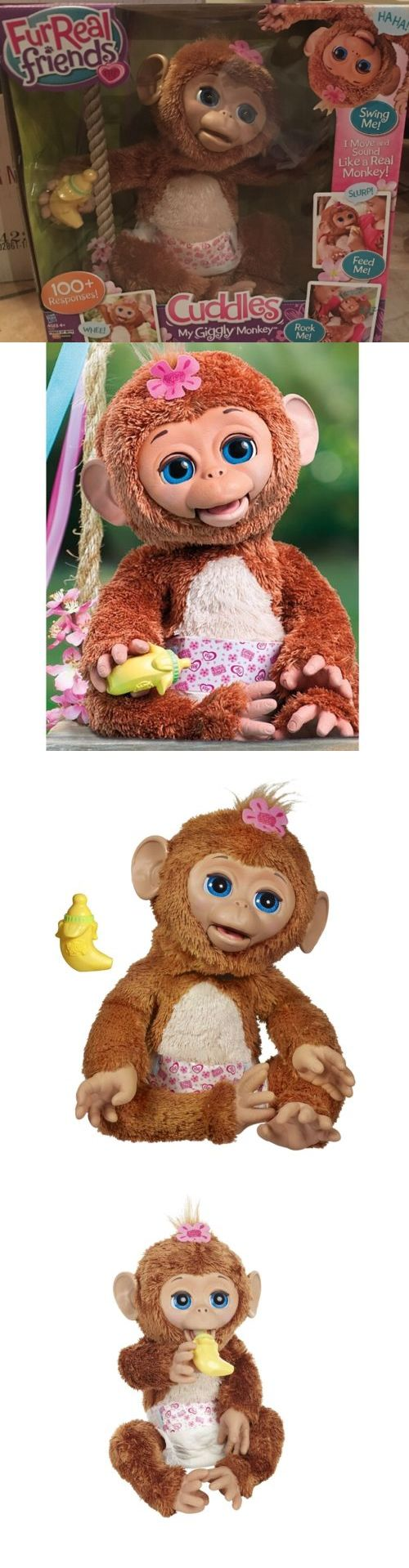 Furreal Monkey Walmart