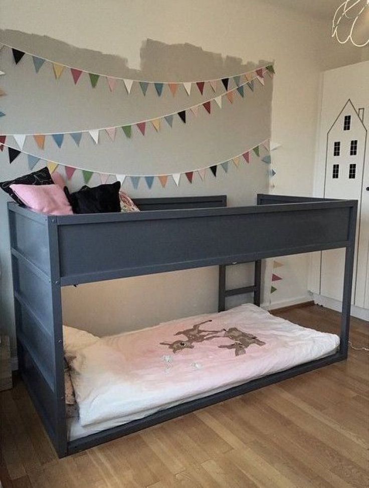 Ikea Kura Bed Painted Google Search Cinci House Matty