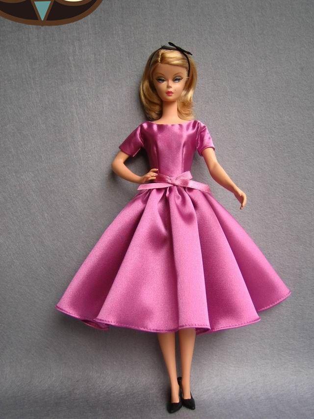 Poppy Red Vintage Dress