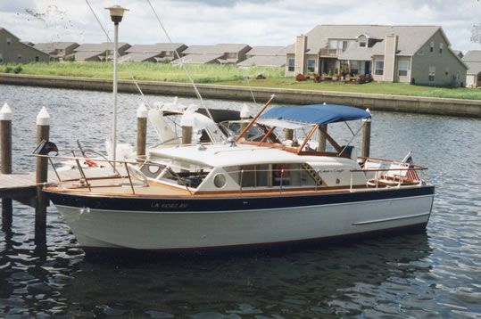1966 Chris Craft Constellation