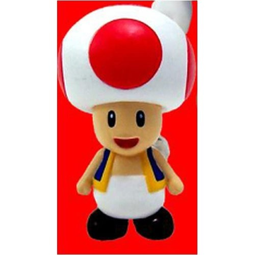Island Yellow Tour Party Toad Mario