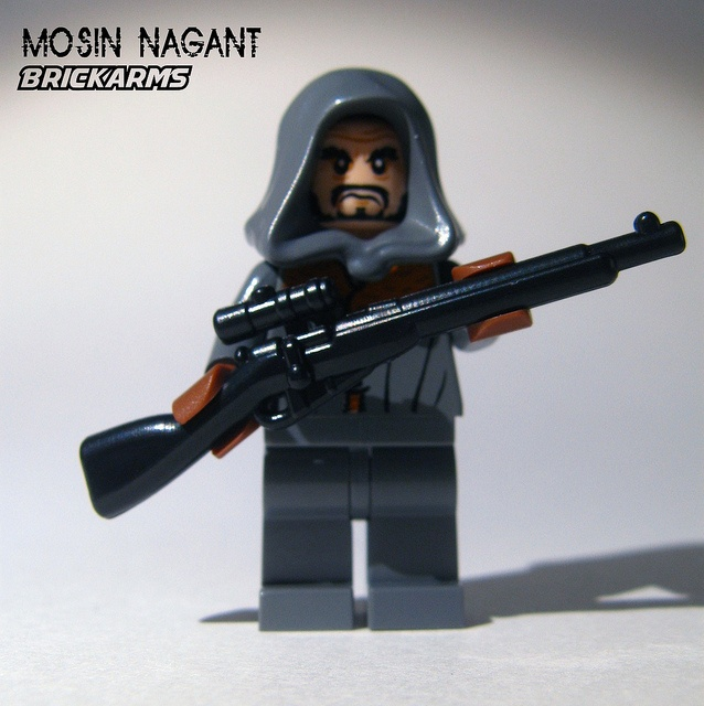 Nagant Bent Mosin Bolt Tactical