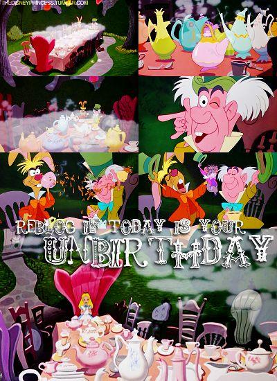 Alice Wonderland Birthday Quotes