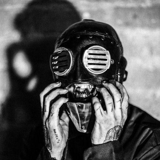 Years Over Masks Slipknot