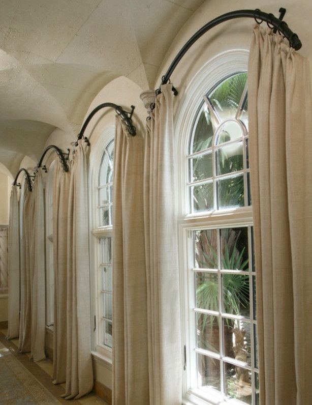 Home Decorators Curtain Rods