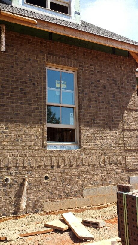 Marvin Double Hung Window With Cashmere Color Exterior