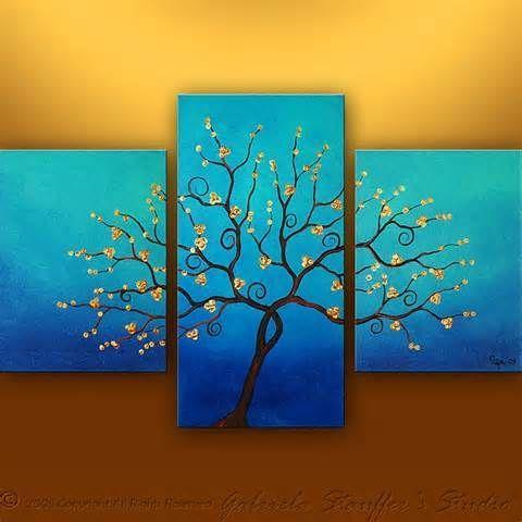 Easy Canvas christmas Painting Ideas   Simple Canvas ...