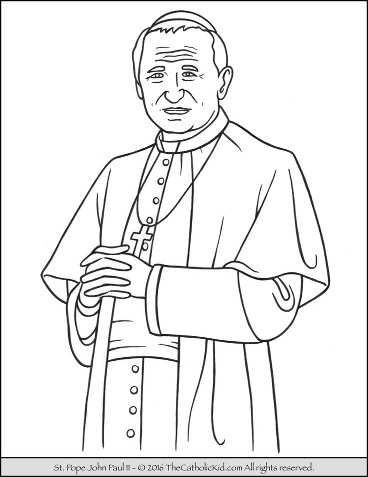 Cross And Flowers Coloring Pages To Print