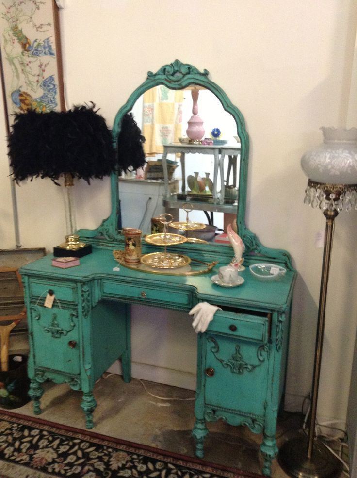 Turquoise Bathroom Set
