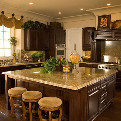 Tuscan Kitchen Decor Classy Kitchens Pinterest