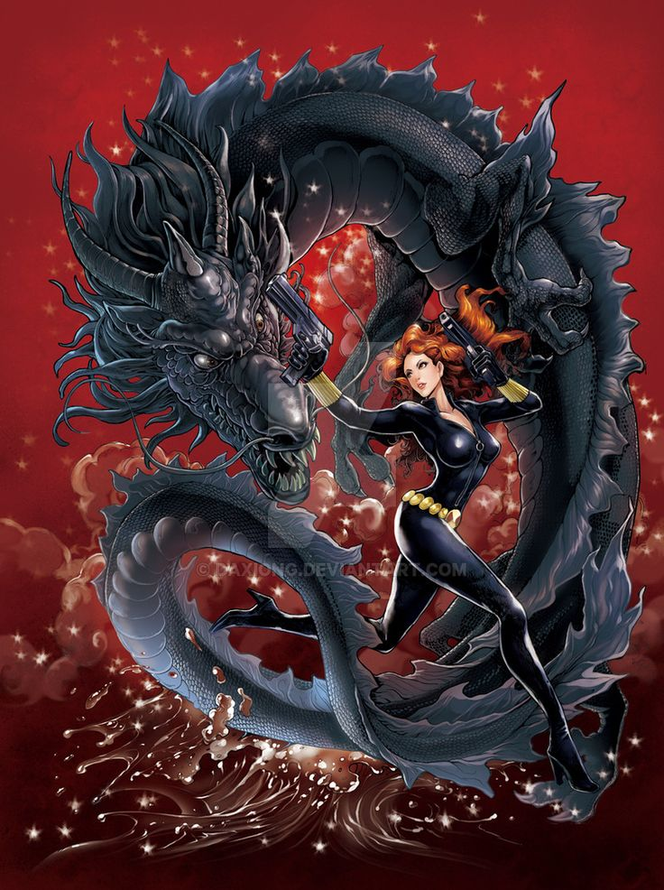 401 best images about A Girl and her Eastern Dragon on ...