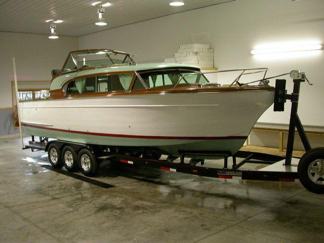 Thirty Foot Cabin Cruiser